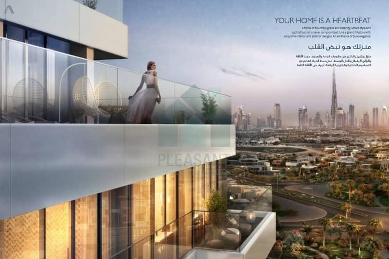 24 Ready To Move In Studio  Apartment In Dubai Health Care City