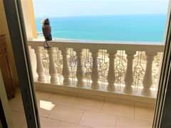 Mesmerizing Sea View! 1 Bedroom | Unfurnished