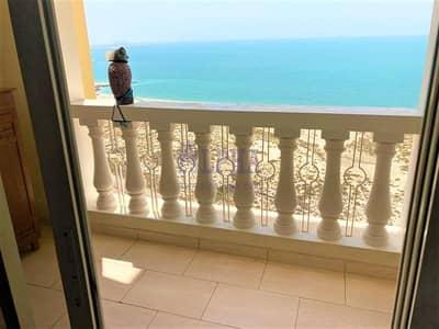 1 Bedroom Flat for Rent in Al Hamra Village, Ras Al Khaimah - Mesmerizing Sea View! 1 Bedroom | Unfurnished