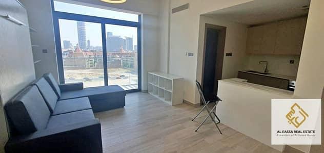 استوديو  للايجار في قرية جميرا الدائرية، دبي - Unique | Fully furnished | 12 cheques | Brand new