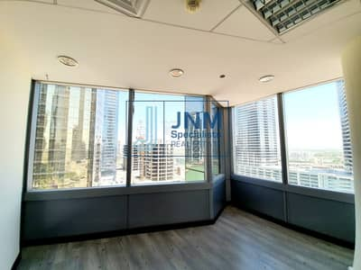 Fitted Office with Room Partitions | Low Floor