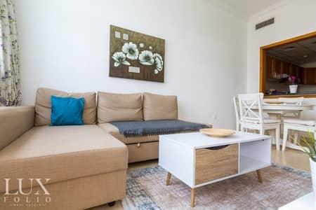 شقة 1 غرفة نوم للايجار في دبي مارينا، دبي - Fully Furnished   Chiller Free   Balcony