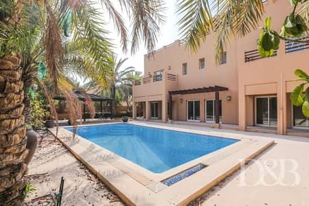 فیلا 6 غرف نوم للبيع في المرابع العربية، دبي - Type L1 | Hattan Villas | Investor Deal