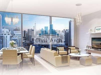 STUNNING 2BR OF MARINA+3 YEARS PAYMENT PLAN
