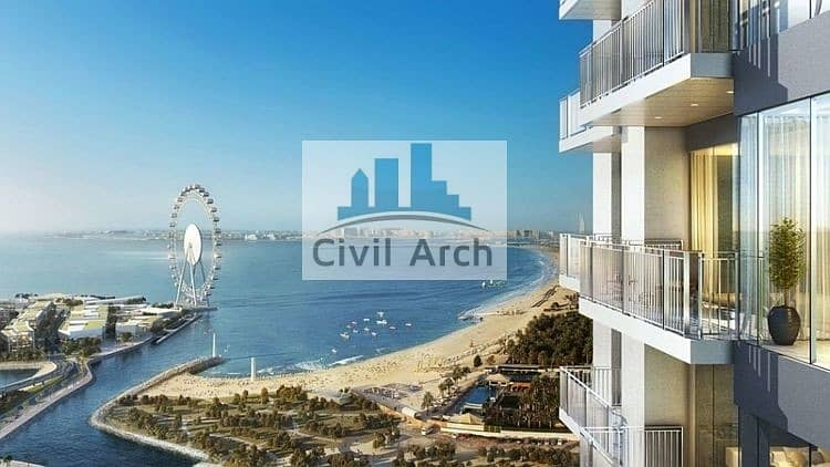 2 STUNNING 2BR OF MARINA+3 YEARS PAYMENT PLAN