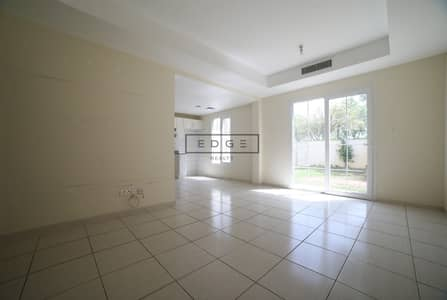 2 Bedroom Townhouse for Rent in The Springs, Dubai - 2BR | Close to Entrance | Study Room
