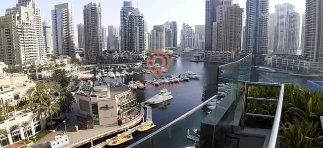 4 Bedroom Penthouse for Sale in Dubai Marina, Dubai - Ultimate  Golf View  | Sun Rise View Penthouse  4+1 | Panoramic View