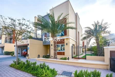 3 Bedroom Villa for Rent in Al Barsha, Dubai - Vacant | 3D1 | Villa Lantana 1 | Corner Plot