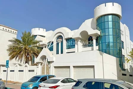 6 Bedroom Villa for Rent in Al Najda Street, Abu Dhabi - Capacious 6 BR Bedroom Villa In The Heart of The City