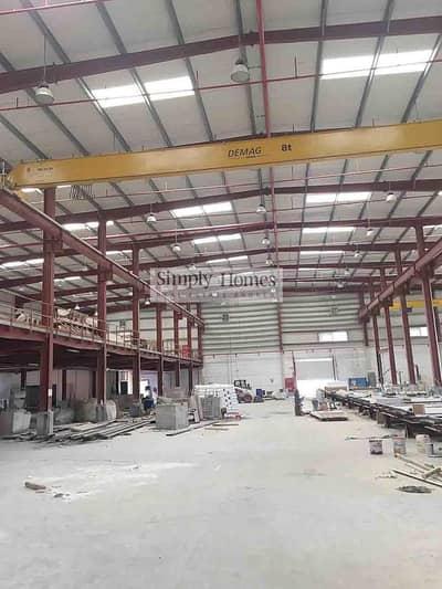 مصنع  للبيع في مجمع دبي للاستثمار، دبي - Best Deal|Huge Factory/Warehouse+Offices