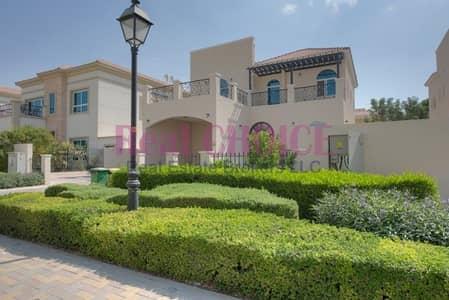 5 Bedroom Villa for Rent in The Villa, Dubai - 5BR Custom Villa | Landscape Garden
