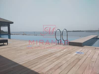 4 Bedroom Villa for Rent in Al Reem Island, Abu Dhabi - LARGE BEACH FRONT PRIVATE BEACH ACCESS
