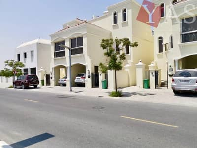 4 Bedroom Townhouse for Rent in Al Hamra Village, Ras Al Khaimah - Stunning | 4 Bedroom + Maid | Bayti Townhouse