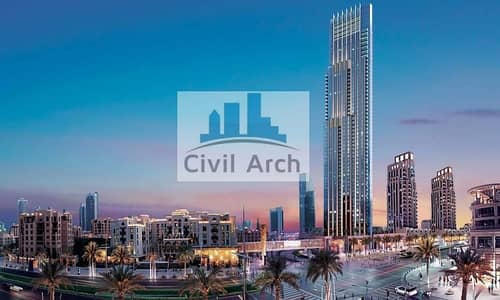 5 Bedroom Penthouse for Sale in Downtown Dubai, Dubai - VIDA SKY COLLECTION FULL TOP FLOOR+4% DLD+2yrs PAY