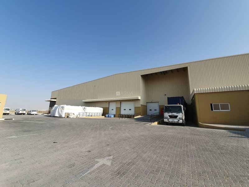 Industrial | Factory | Warehouse | Big yard