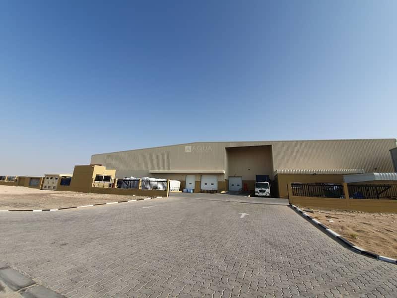 2 Industrial | Factory | Warehouse | Big yard