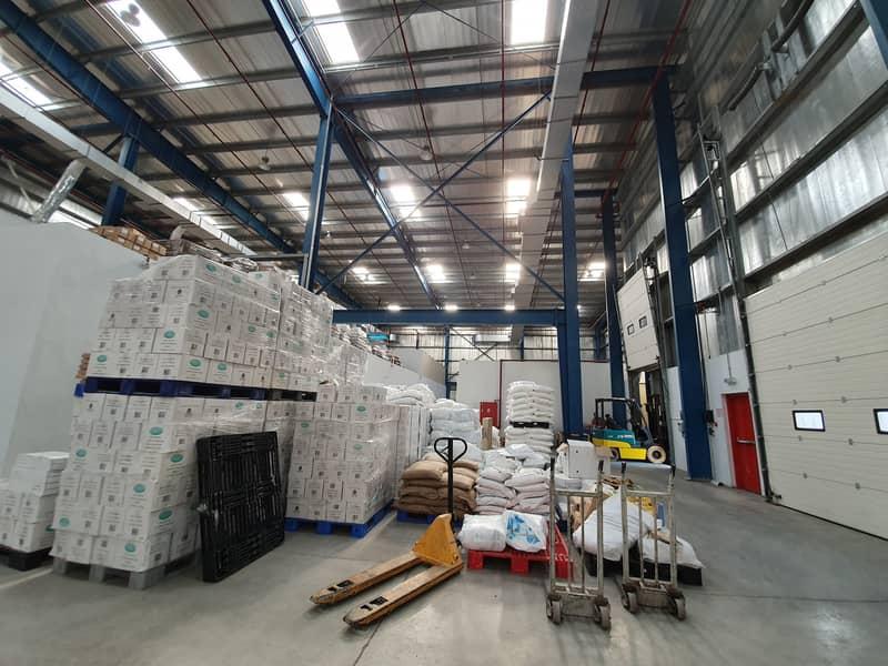 12 Industrial | Factory | Warehouse | Big yard