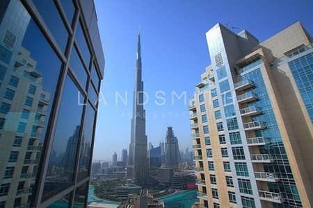 1 Bedroom Flat for Sale in Downtown Dubai, Dubai - Fully Furnished Vacant 1BR Apt in The Residences 8
