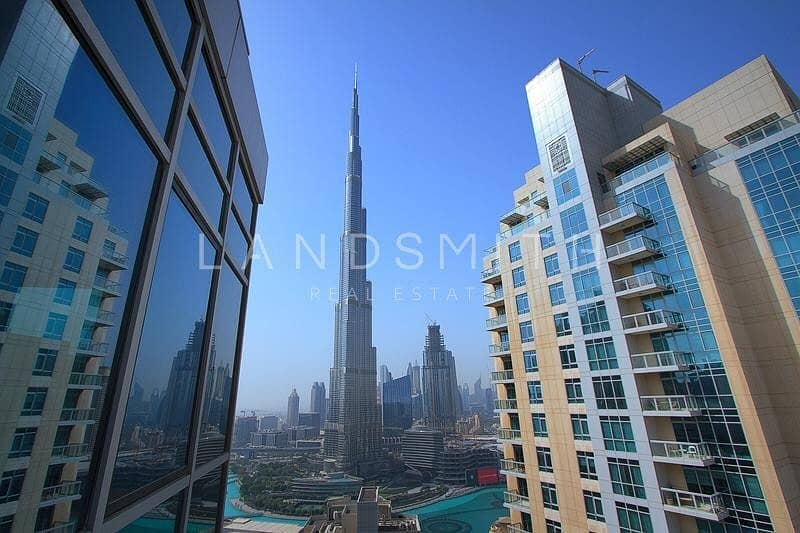 Fully Furnished Vacant 1BR Apt in The Residences 8