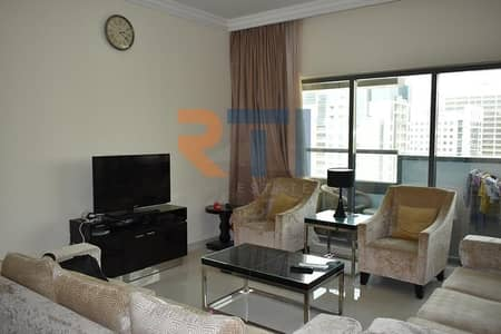1 Bedroom Apartment for Rent in Business Bay, Dubai - Fully Furnished | Open View | Spacious 1 Bedroom