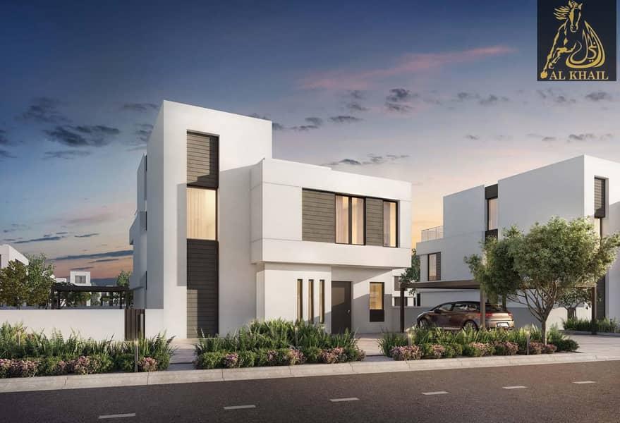 Hot Offer Own Land In Al Shamkha Build Your Dream Home
