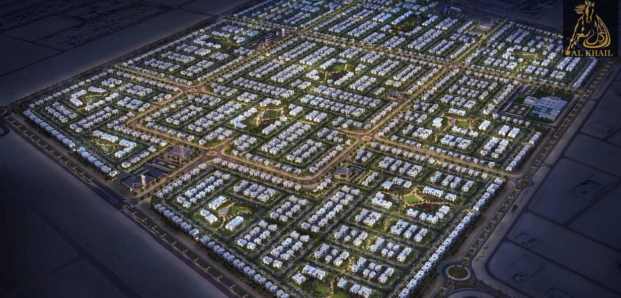 2 Hot Offer Own Land In Al Shamkha Build Your Dream Home