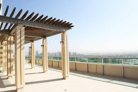 فلیٹ 3 غرف نوم للبيع في دبي مارينا، دبي - Fantastic view Big 3BR Duplex Apt in Al Yass Tower
