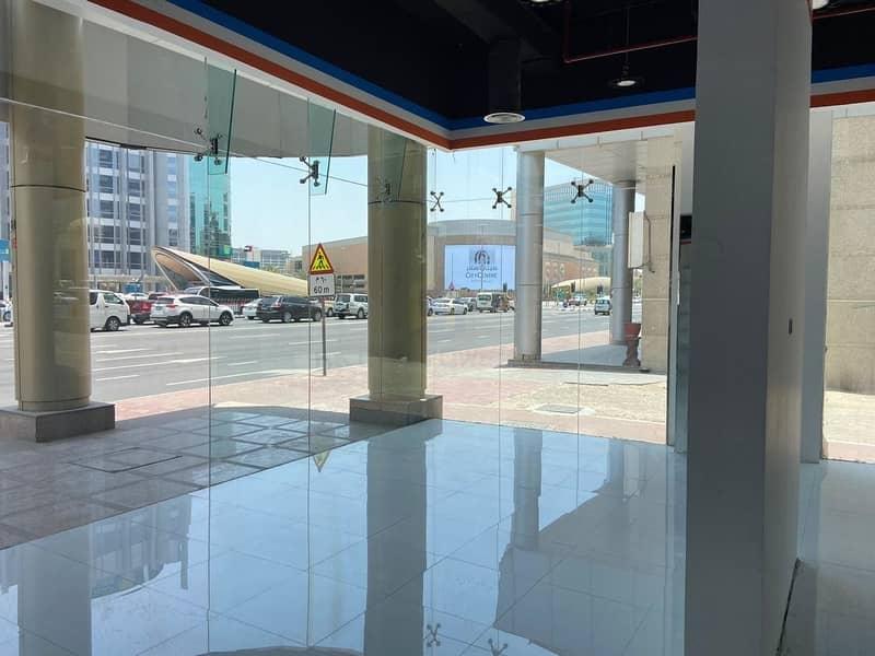 GROUND FLOOR Showroom near Deira City Center
