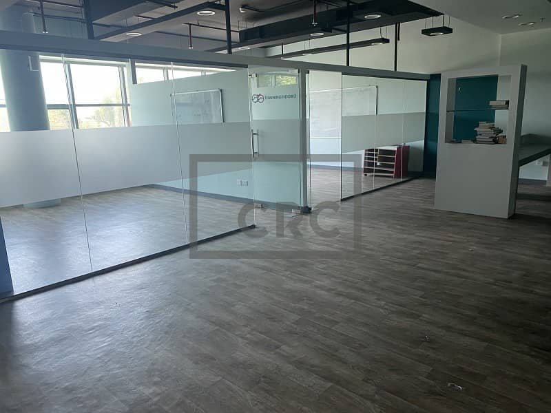 Fully fitted |  Great Value  | AED 50 per sqft