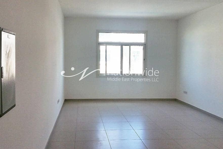 2 Vacant! Sensational Terraced 2 BR Apartment In Al Ghadeer