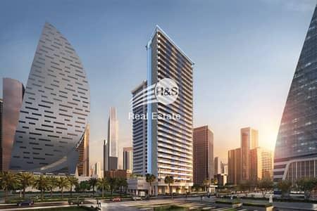فلیٹ 1 غرفة نوم للبيع في الخليج التجاري، دبي - Merano Tower 8% Return Guarantee 40% Lower Cost