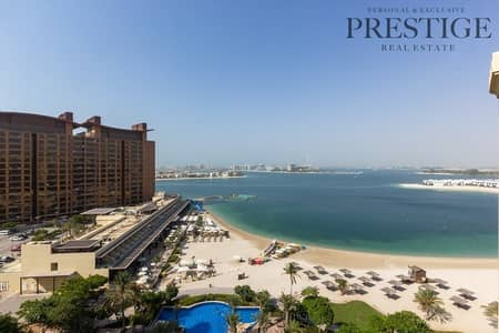 2 Bed + Maids | Unfurnished | Sea View