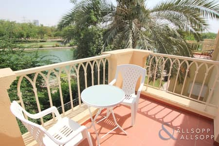 2 Bedroom Villa for Sale in The Springs, Dubai - EXCLUSIVE | Full Lake View | Available Now