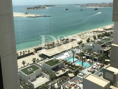 1 Bedroom Apartment for Rent in Palm Jumeirah, Dubai - Luxury Living | Furnished | Beach Access