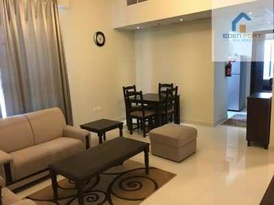 1 Bedroom Apartment for Rent in Dubai Sports City, Dubai - Well maintained Fully Furnished One Bedroom Flat