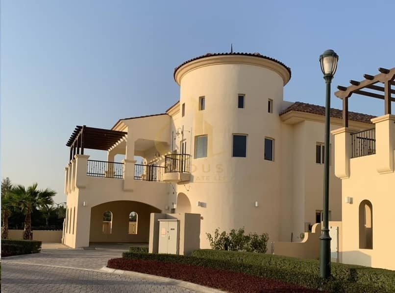 2 High-End Royal Golf Villas | Cash Deal AED 5.4M