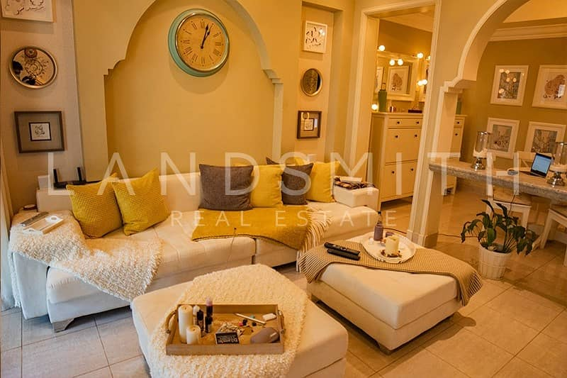 Vacant Fully Furnished 1BR Apt in Al Tajer D