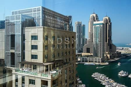 4 Bedroom Flat for Sale in Dubai Marina, Dubai - Full Marina and Lake View 4BR Apt in Al Mesk Tower