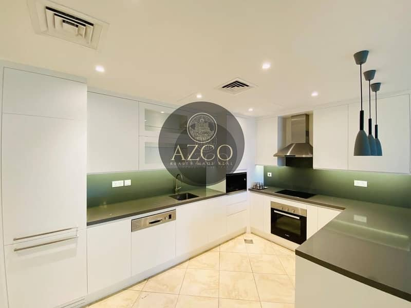 2 BRAND NEW   UPGRADED AND FULLY EQUIPPED KITCHEN   GARDEN VIEW