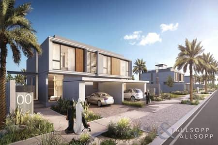 تاون هاوس 3 غرف نوم للبيع في دبي هيلز استيت، دبي - Exclusive | Corner Plot | 3Bed | Golf View