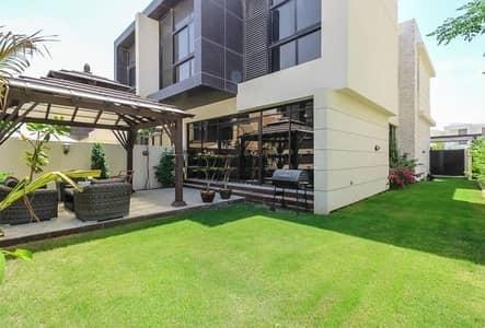فیلا 4 غرف نوم للبيع في داماك هيلز (أكويا من داماك)، دبي - Luxury villa in Golf Community with easy payment plan