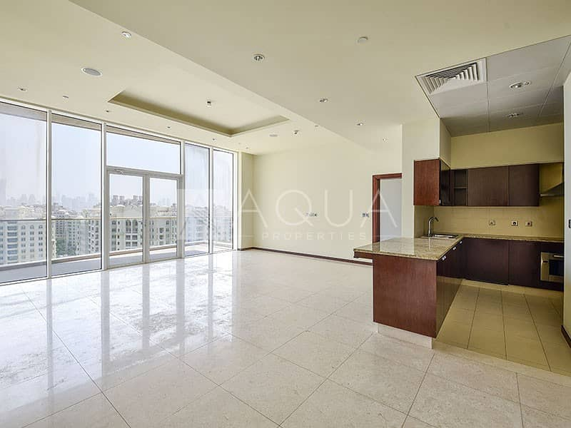 Panoramic View 2 Bed on High Floor Tiara