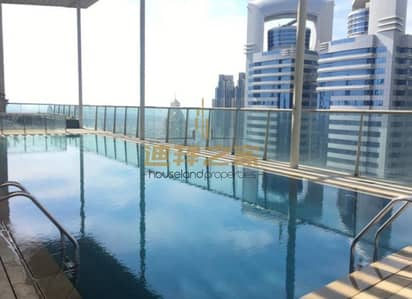Studio for Rent in DIFC, Dubai - Spacious Fully Furnished  Studio with SZR View