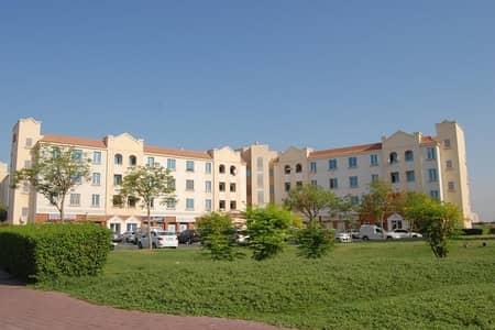 Studio for Rent in International City, Dubai - STUDIO WITH BALCONY IN ENGLAND CLUSTER | 18K/4