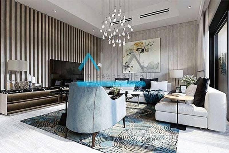 Meydan City    3 Bed Room Town House - Booking By Paying 10% - Handover Q4 2021