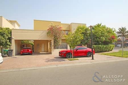 فیلا 6 غرف نوم للايجار في السهول، دبي - 6Bed   Private Garden   Entertainment Room