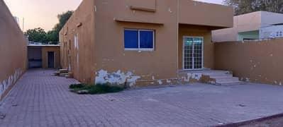 2 bedroom hall villa for rent in Al Jazzat