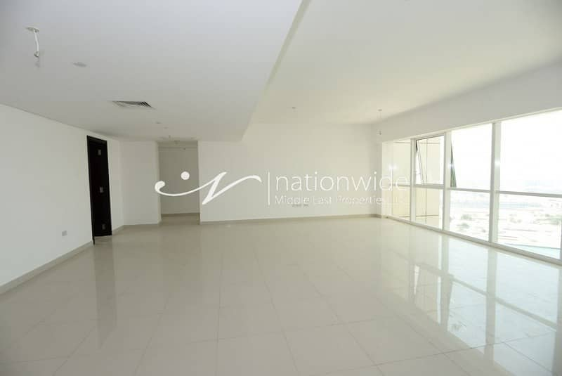 2 Alluring and Spacious Unit with Maid's Room
