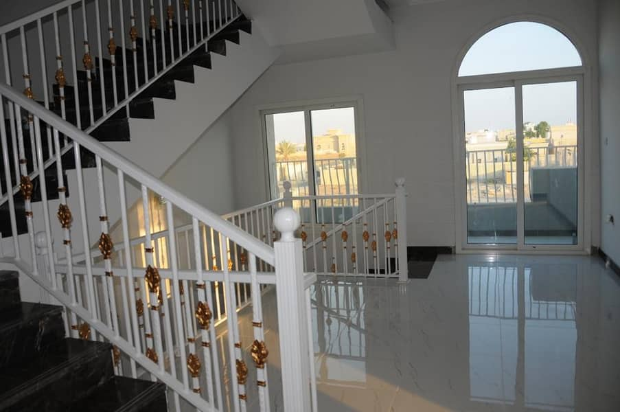 2 BRAND NEW HUGE LUXURY 2 VILLA  4BHK MASTER BEDROOMS WITH BOTH 2 CAR PARKING IN 2.3 MILLION IN AL AZRA SHARJAH