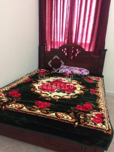 1 Bedroom Apartment for Rent in Mussafah, Abu Dhabi -  9 NEAR MODEL SCHOOL